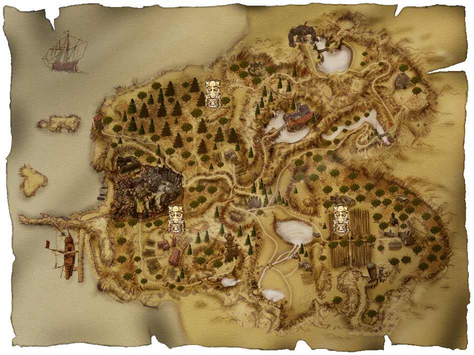Карта Нефариуса