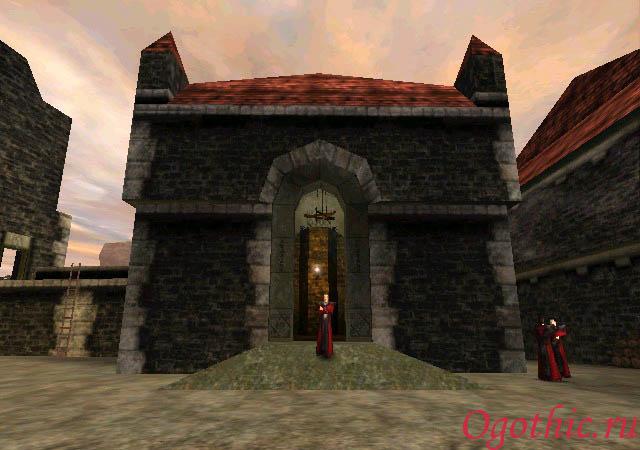 Храм Магов Старого лагеря