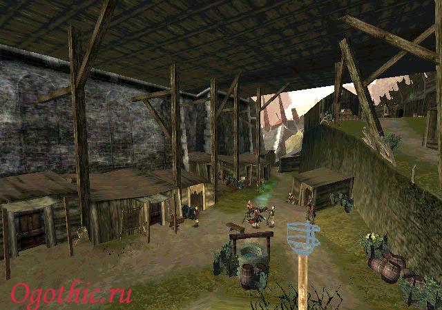 Рынок Старого лагеря